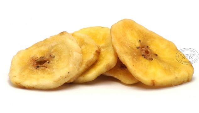chips de plantain salé 75g
